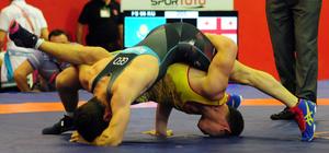 Güreş: 20. Uluslararası Şampiyonlar Turnuvası