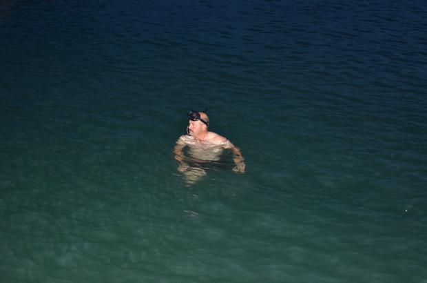 Denizde ceset olduğu iddiasına arama çalışması