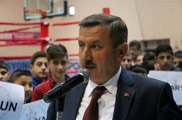 Boks: Üst Minikler Türkiye Ferdi Boks Şampiyonası
