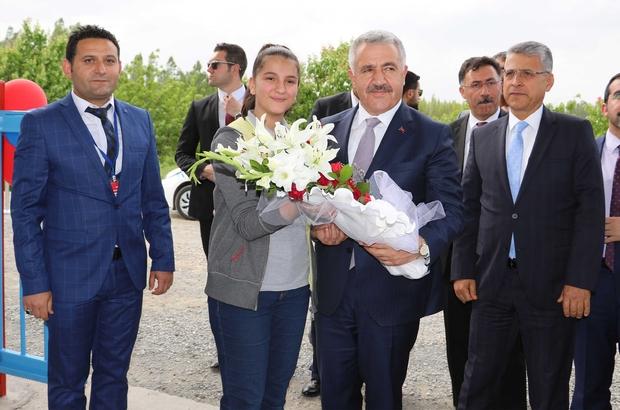 Ulaştırma, Denizcilik ve Haberleşme Bakanı Arslan: