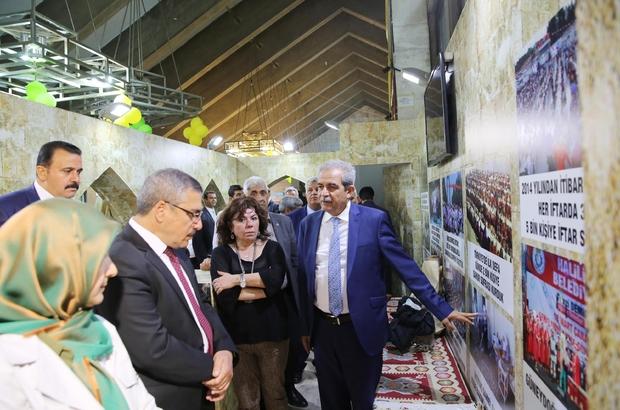Ankara'da Haliliye tanıtılıyor