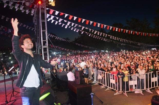 Gençlik Festivali'nin ilk gününde Buray heyecanı