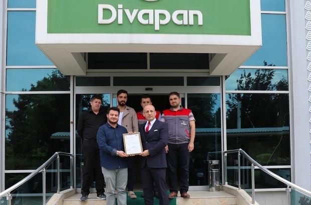Divapan sektörünün öncüsü olmaya devam ediyor