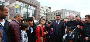 Keçiören 19 Mayıs'ı Heredot Cevdet ile kutladı