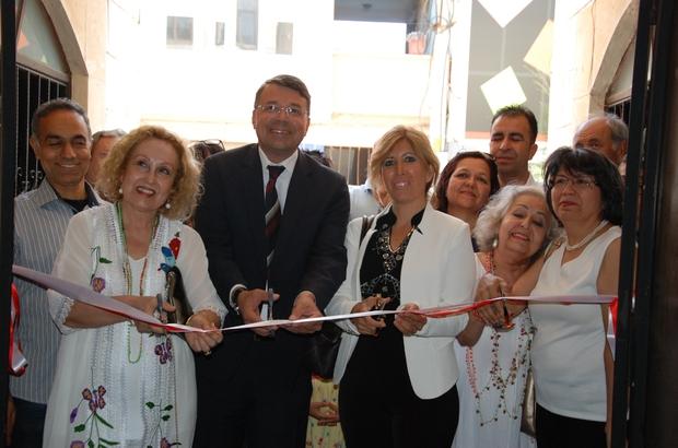 Silifke Festivalinde sergi açılışları yapıldı