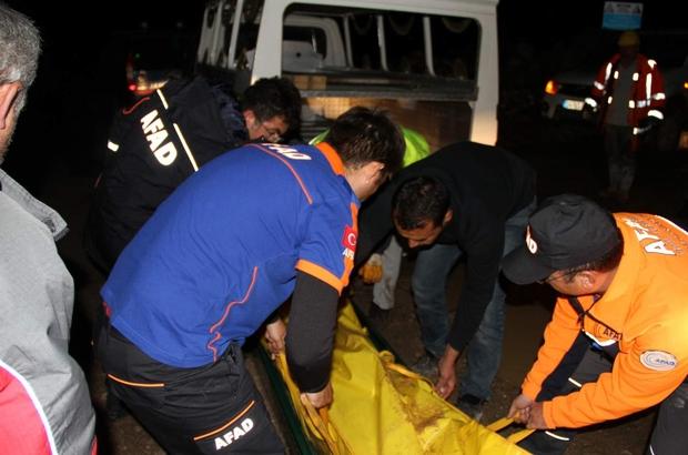 Mermer ocağında kaya düştü: 1 ölü