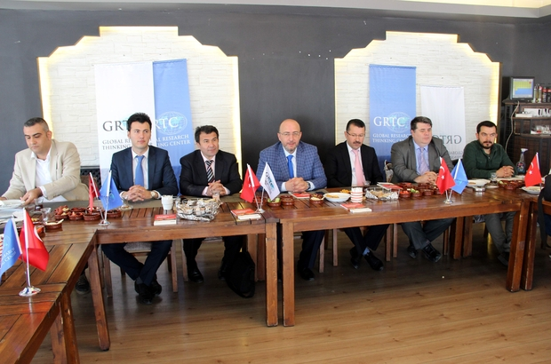 Türkiye'nin yeniden inşaasına dair ilk öneriler GRTC'den