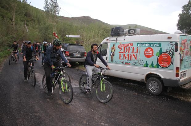 """""""Vizontele Deli Emin Bisiklet ve Doğa Şenliği"""""""