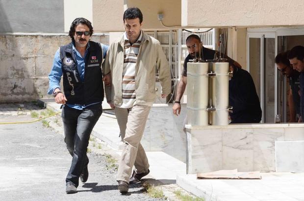 GÜNCELLEME - Yunan adasına kaçmak isterken yakalandılar