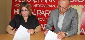 Makine Mühendisleri Odası ile Medical Park Hastanesi arasında protokol imzalandı