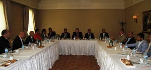 Van'da 'Turizm Fuarı Değerlendirme Toplantısı' yapıldı