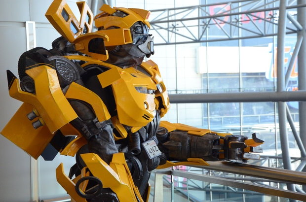 Transformers Eskişehir'de