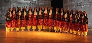 Anadolu'nun renkleri aynı sahnede buluştu