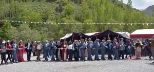 """Van'da """"8. Kanisipi Bal, Alabalık ve Doğa Festivali"""""""
