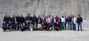 Bitlis'teki 'pomza ve perlit çalıştayı' sona erdi