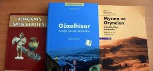 Aliağa belediyesi iki yeni kitabı Aliağalılarla buluşturuyor