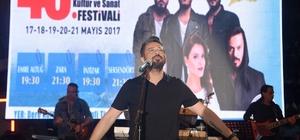 Kemalpaşa'da festival coşkusu
