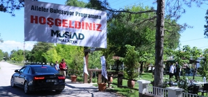 MÜSİAD'dan 'Aileler Buluşuyor' programı