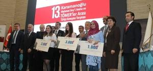 BEÜ Karaelmas TÖMER Türkiye Üçüncüsü oldu