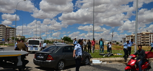 Şanlıurfa'da düğün konvoyunda kaza: 7 yaralı