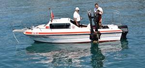 İSTE II İskenderun Körfezi'nde denize indirildi