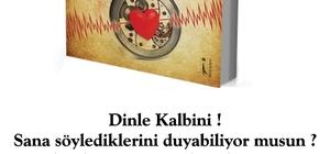 """BEÜ öğrencisi Doğan'dan """"Kalbimi ikna et"""" isimli kitap"""