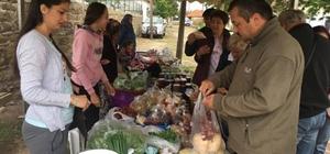 Tekirdağ'da Yöresel Ürünler Tanıtım Evi açıldı