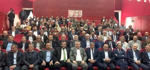 MHP Fatsa İlçe Başkanı Eftal Mutlu oldu