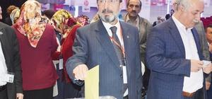 MHP Merkez İlçe Başkanlığına Fazıl Deligözoğlu seçildi
