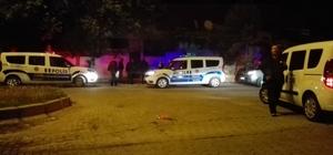 Polisin müdahalesi sonucu mahalle sakinleri uyuyabildi