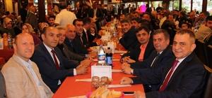 Başkan Sağıroğlu Gebze'de Yomralılar Gecesi'ne katıldı