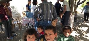 Kırıkhan'da 2 bin 500 Suriyeli çocuğa aşı yapıldı