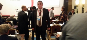 Başkan Tekin, TBB mayıs ayı meclis toplantısına katıldı