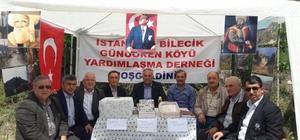 Başkan Yaman Hıdırellez etkinliklerine katıldı