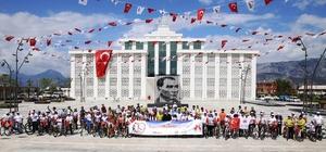 """Döşemealtı """"Gençlik Haftası' kutlamaları"""