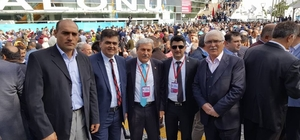 Başkanlar AK Parti 3. Olağanüstü Büyük Kongresini değerlendirdi