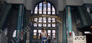Büyükçekmece'nin camileri Ramazan'a hazır