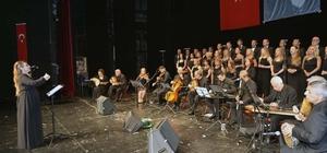 SDKM'de Türk Sanat Müziği konseri yapıldı