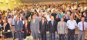 HRÜ Sağlık Bilimleri fakültesinde mezuniyet töreni yapıldı