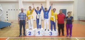 Yunusemreli bayan judocular Türkiye Şampiyonu oldu