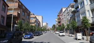 Büyükçekmece Belediyesi Tepecik'in çehresini değiştirdi