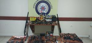 Kuru sıkı tabancaları gerçeğine dönüştürüp sattılar