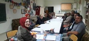 AK Parti Beşiktaş Mahalle Teşkilatı üyeleri bir araya geldi