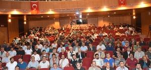 Kahta'da 'Sosyal Medya ve Algı yönetimi' konferansına yoğun ilgi