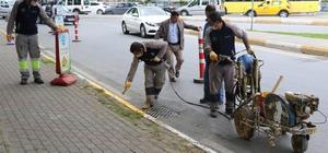 Eyüp'te bahar temizliği