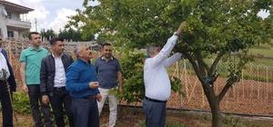 Başkan Baran Körfez'in köylerini ziyaret etti