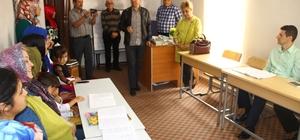 Edremit'te 194 kişi okuma yazma öğrendi