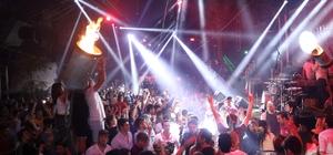 Club Areena Sezon Açılışını yaptı