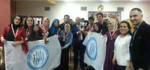 2. Bölgesel Uniralli Şampiyonası