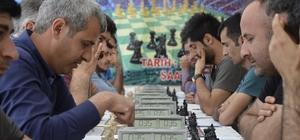Siverek'te satranç turnuvası düzenlendi